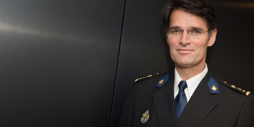 Korpschef Akerboom prijst loyaliteit en aanpassingsvermogen van politiemensen
