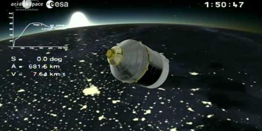 foto van plantensatelliet | ESA