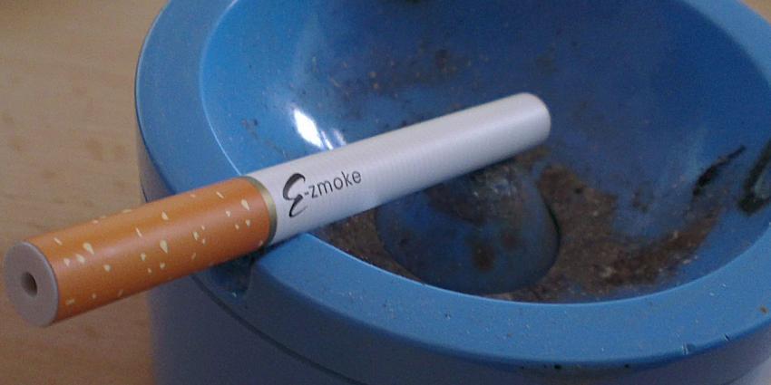 E-sigaret wordt verboden voor jongeren onder 18 jaar