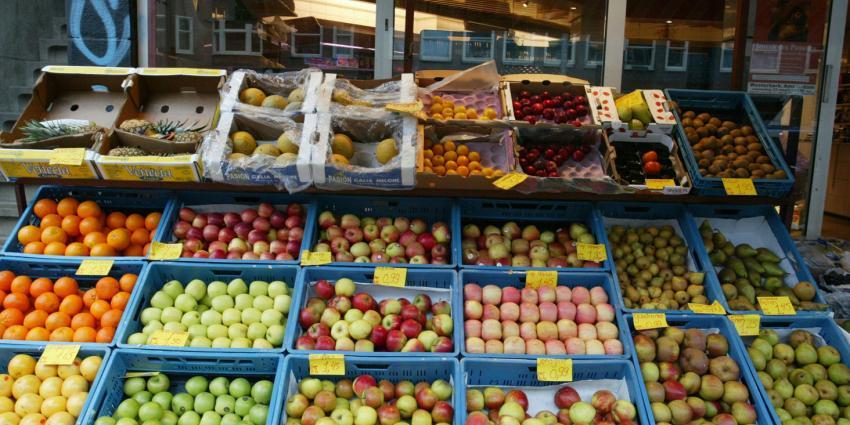 Voedselbanken:toestroom fruit en groenten, een stapje dichterbij