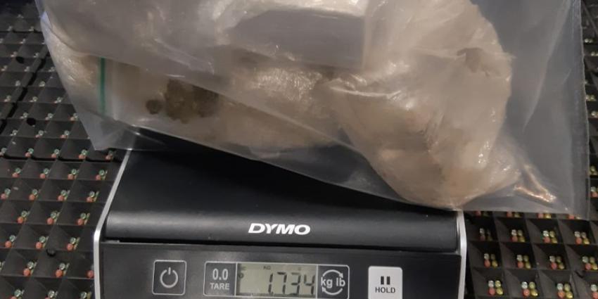 Heroïne op weegschaal