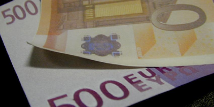 ECB stopt de productie en uitgifte van 500 euro biljet
