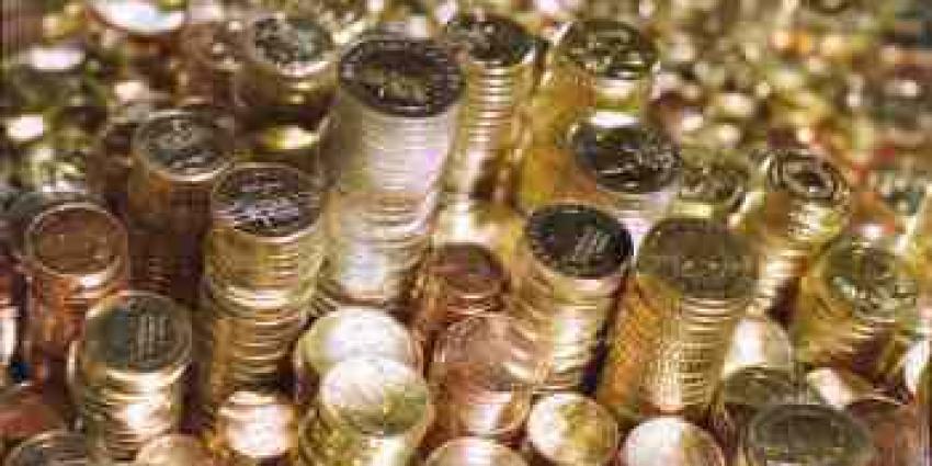 Foto van euro munten | Archief FBF