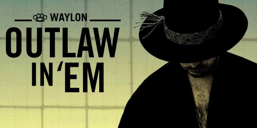 Waylon gaat met Outlaw In Em naar het Songfestival