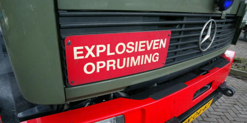 Auto geëxplodeerd in Zwolle