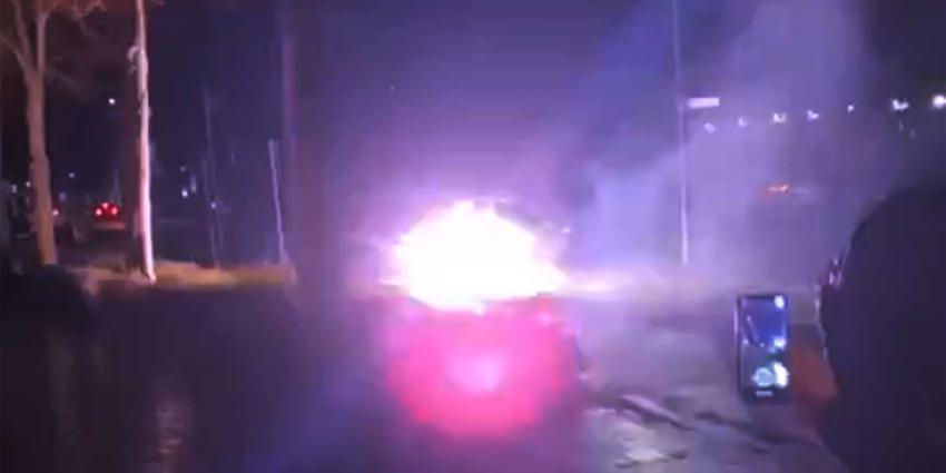 explosie-auto-rellen