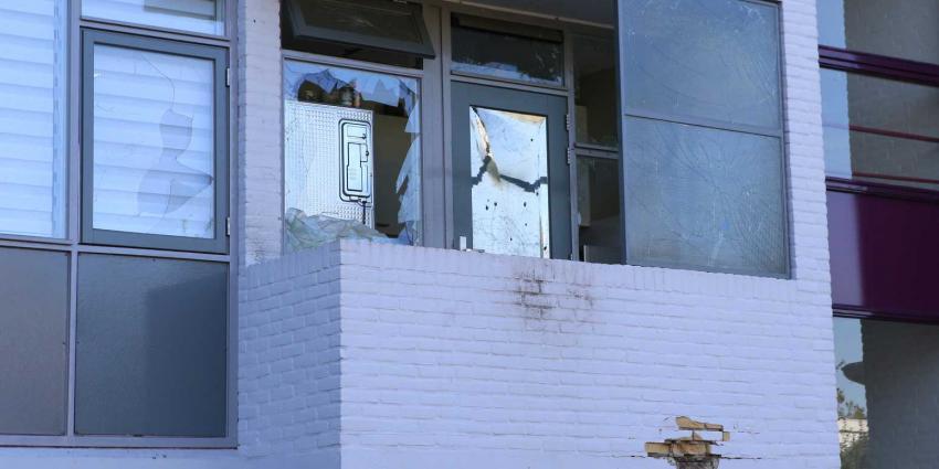 Twee zware explosies in Best en Eindhoven richten forse schade aan