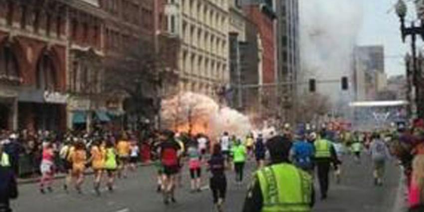 Foto van Meerdere gewonden bij explosies marathon Boston   Divers
