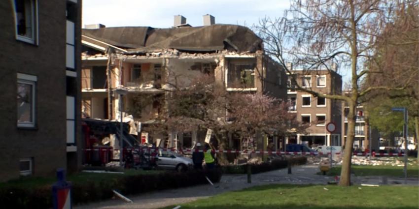 Explosie flat in Heerlen vermoedelijk door koperdiefstal