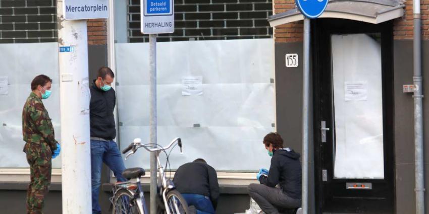 Opnieuw explosieven aangetroffen bij panden in Amsterdam
