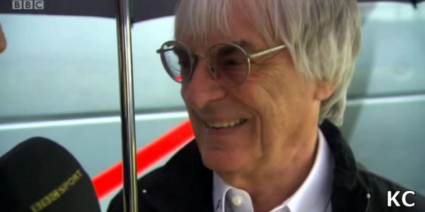 Schoonmoeder Formule 1-baas Bernie Ecclestone vrij