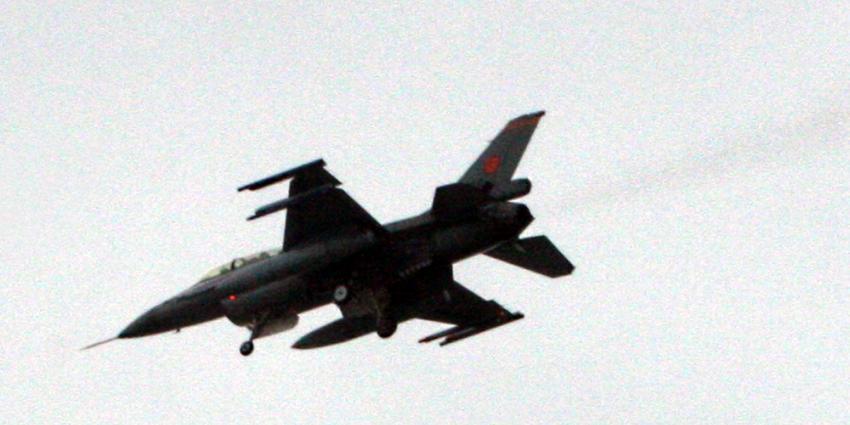 Noorse F-16 ingezet om leven patiënt te redden