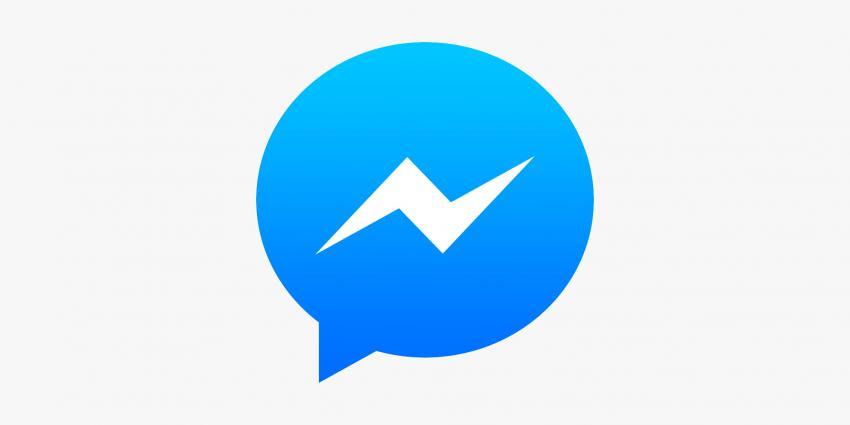 Messenger Facebook gaat gespreksonderwerpen voorkauwen