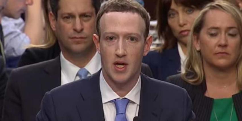Hoorzitting Zuckerberg in Europees Parlement live te volgen
