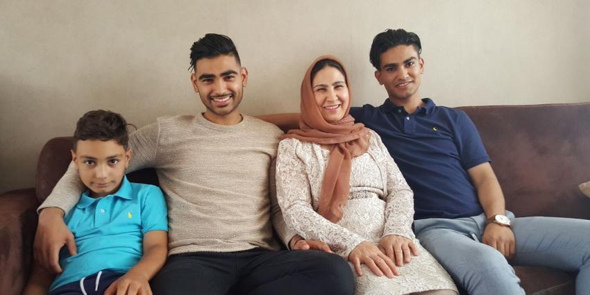 Familie Akbari mag in Nederland blijven