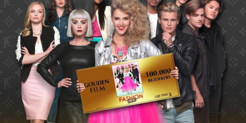 Fashion Chicks haalt 100.000 bezoekers