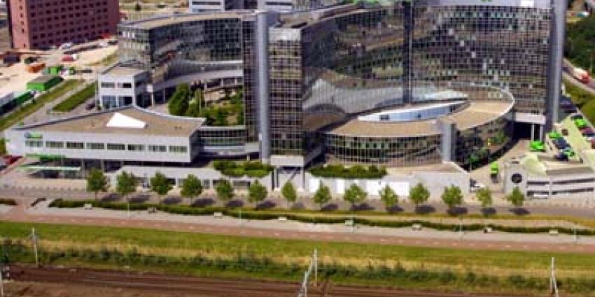 Foto van hoofdkantoor KPN Amsterdam   Archief EHF