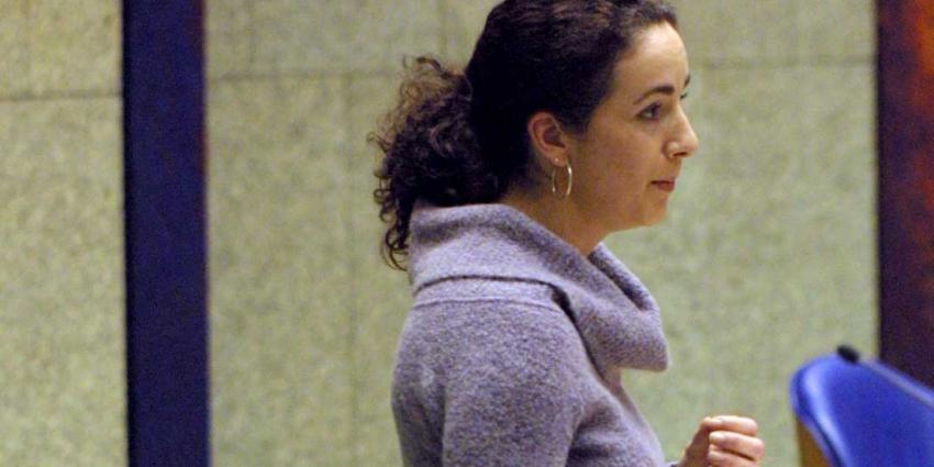 Femke Halsema beëdigd als burgemeester Amsterdam.