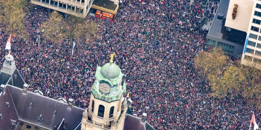Politie kijkt terug op mooi einde van een feestelijk voetbalweekend