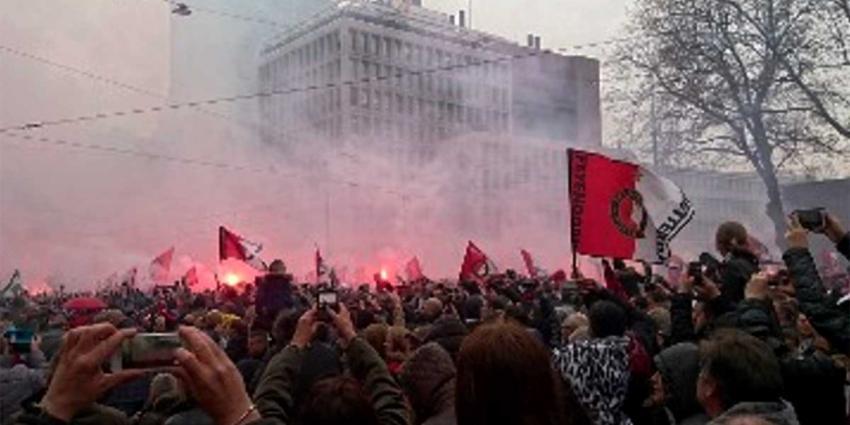 De schaduwzijde van het Feyenoord-succes