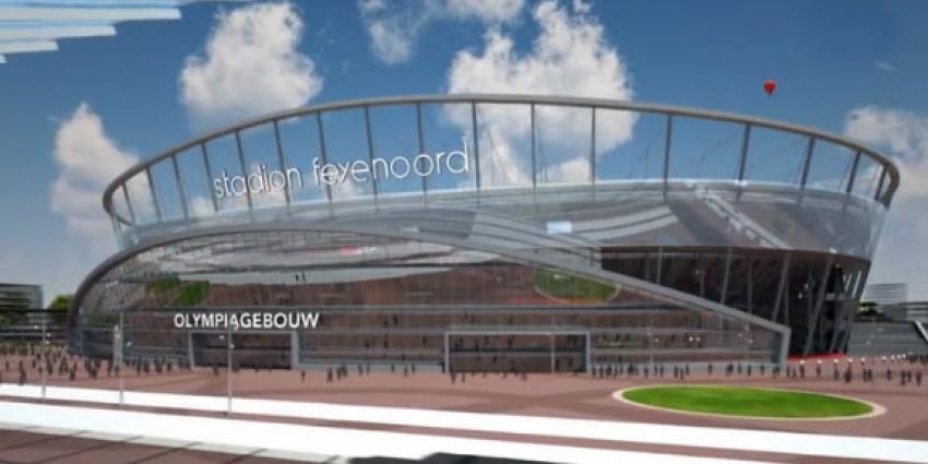 foto van Feyenoord stadion | BAM