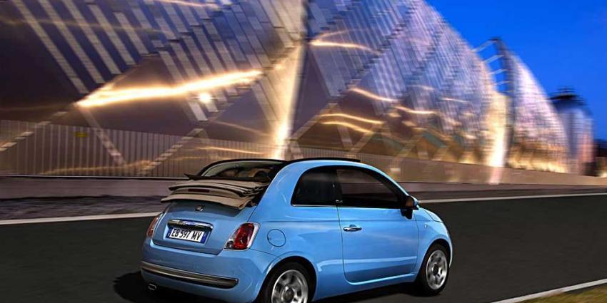 Foto van FIAT 500C cabrio | FIAT