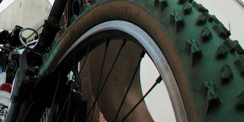 Fiets met GPS leidt naar zeven gestolen fietsen