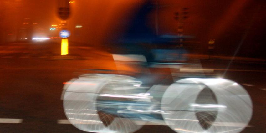 Fietsersbond houdt snelheidsproef op fietspad