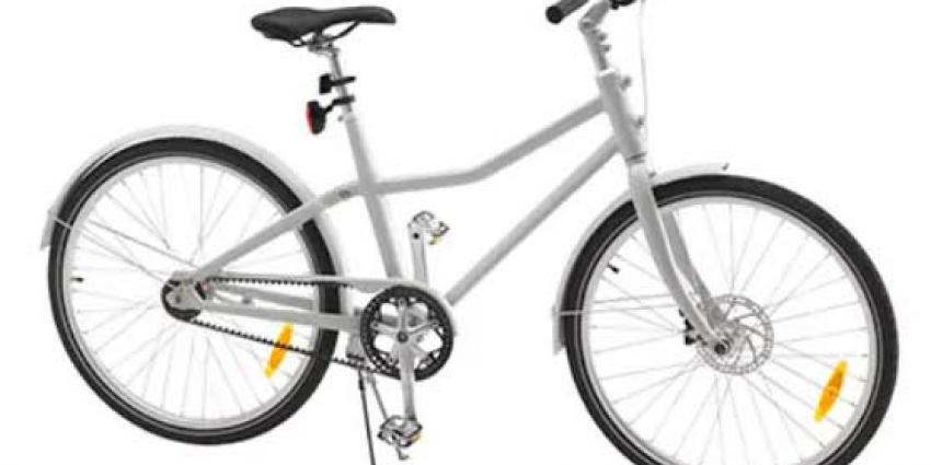 IKEA roept fiets terug vanwege 'breekbare' aandrijfriem