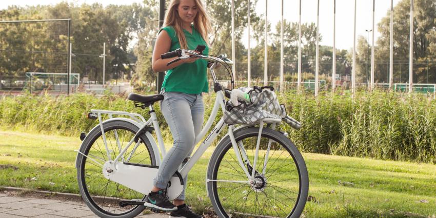 Nederland grootste fietsexporteur van Europa