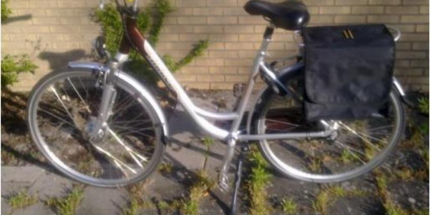 foto fiets vermiste vrouw | Politie