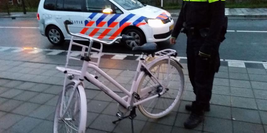 Fietser ernstig gewond na val in Groningen