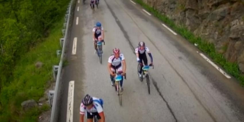 Tour de Force: meer fietskilometers in Nederland