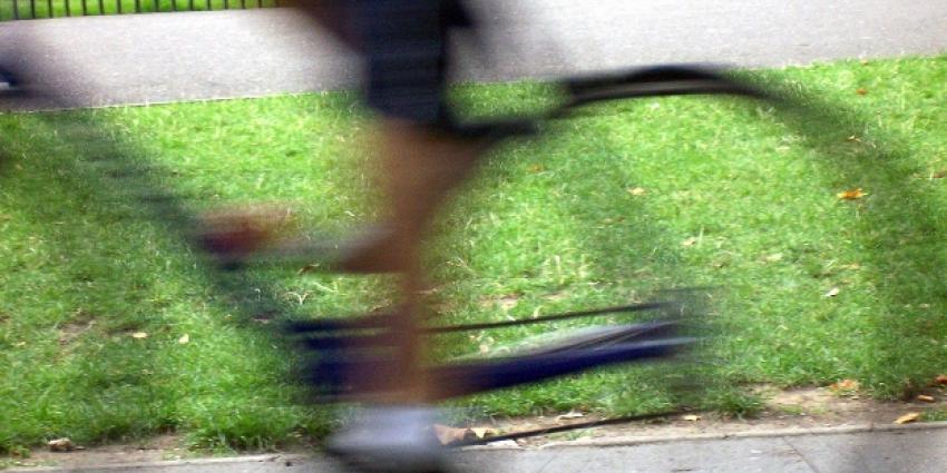 Gewonde fietser Sxc