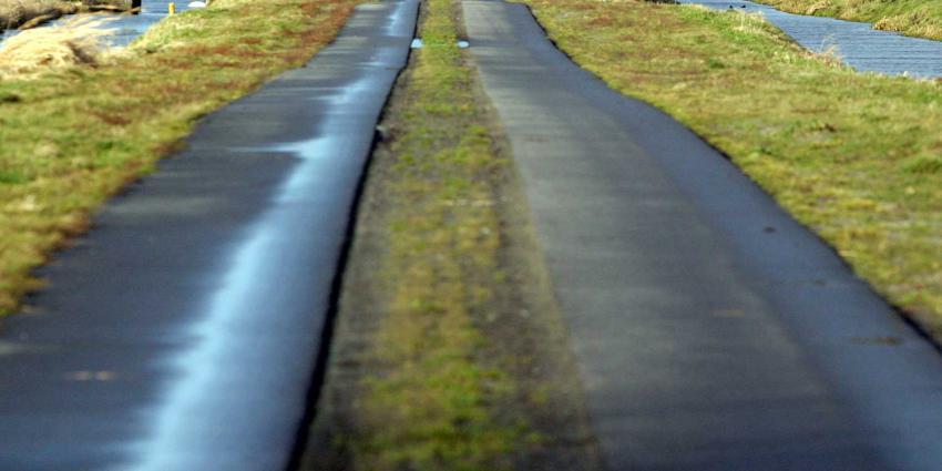 fietspad-polder