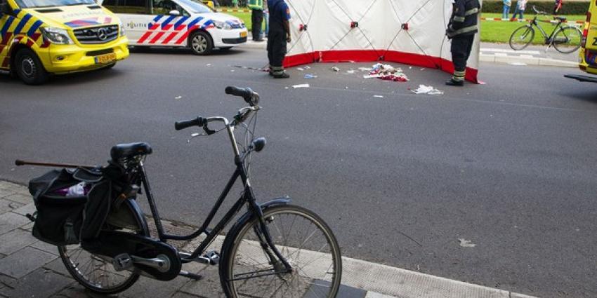 Fietsster omgekomen bij aanrijding in Eindhoven