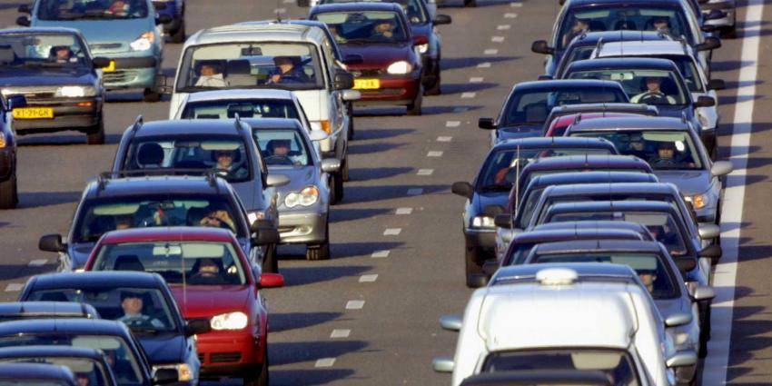 Herfstvakantie zorgt voor extra drukte op de wegen