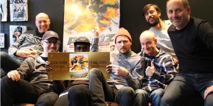POPOZ trekt 100.000 bezoekers, dus Gouden Film