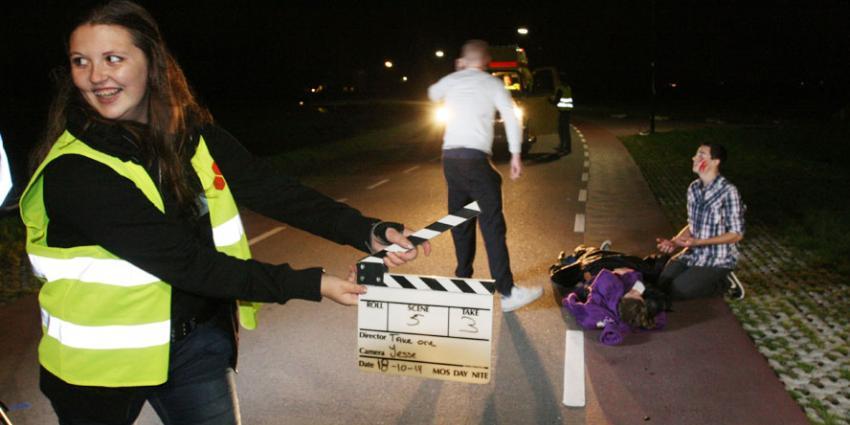 Nieuwe voorlichtingsfilm zinloos geweld