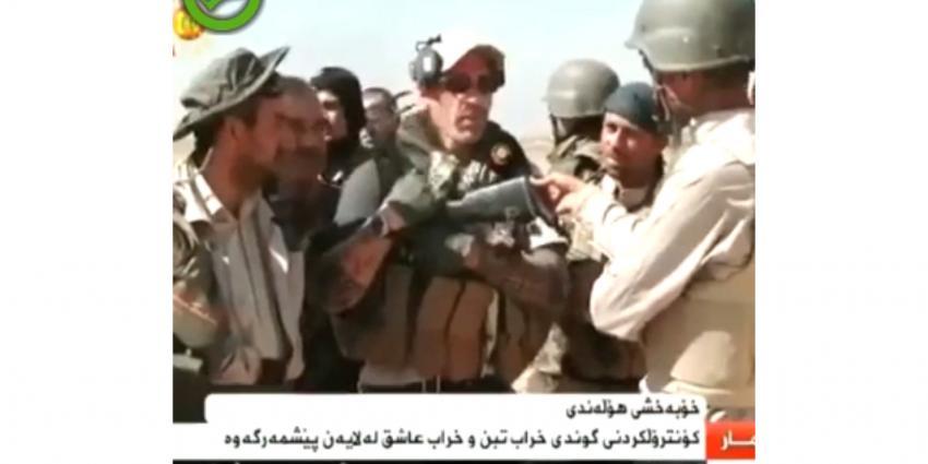 No Surrender-leden vechten samen met Koerden tegen ISIS