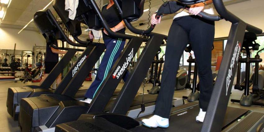 Foto van fitness sport lopen | Archief EHF