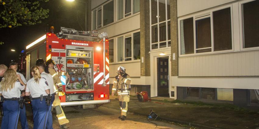 Voor zevende keer in korte tijd brand in flat