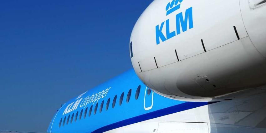 Definitief afscheid laatste Fokker 70 van KLM