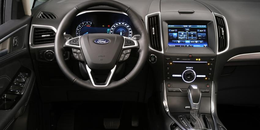 Ford onthult de nieuwe Galaxy