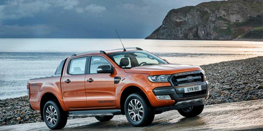 Stoere nieuwe Ford Ranger nog inventiever en robuuster