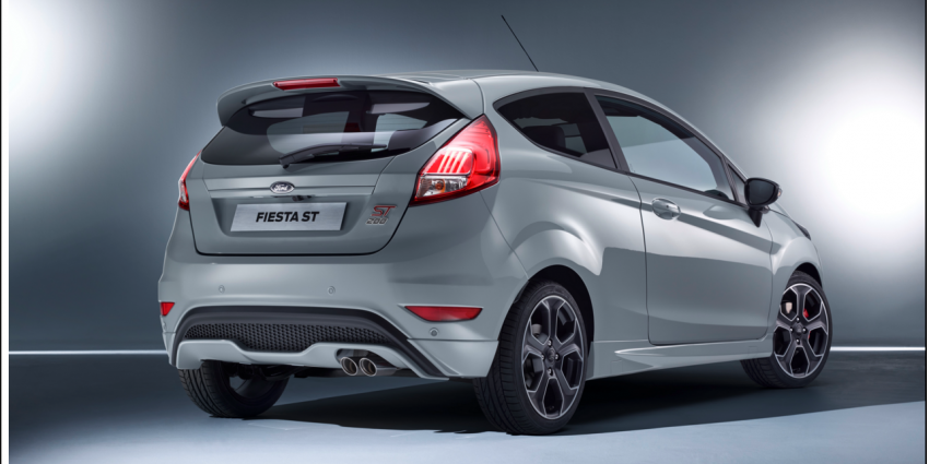 Ford onthult in Geneve Fiesta ST200