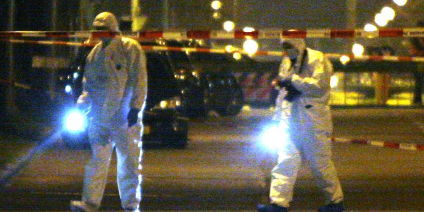 Man gewond na schietpartij in Amsterdam