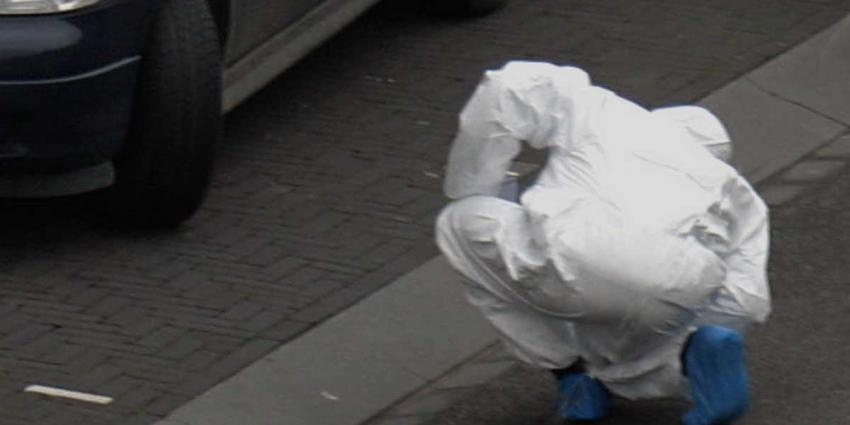Dode man in auto op parkeerplaats langs A58 Roosendaal