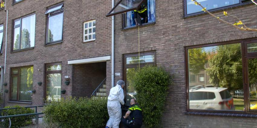 Politie arresteert man na val van kindje uit raam