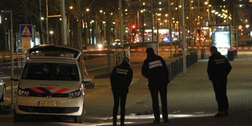 Foto van forensisch onderzoek politie | BON